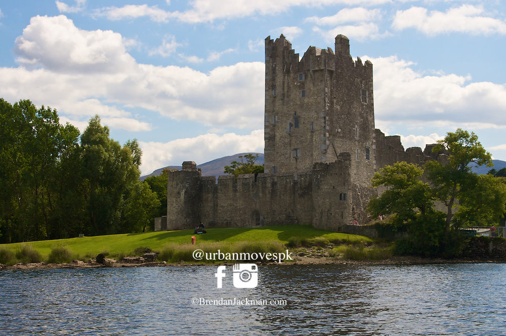 Ross Castle, Killarney, Kerry, Ireland