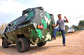 Home-made Armored Vehicle