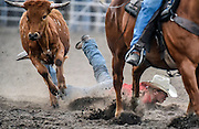 Scenes from the Burke Stampede Rodeo on Saturday night in Burke. (Matt Gade/Republic)