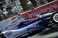 Helio Castroneves, Toyota Grand Prix of Long Beach, Streets of Long Beach, Long Beach, CA USA 04/21/13
