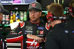 September 22, 2017 - Loudon, New Hampshire, United States of America - September 22, 2017 - Loudon, New Hampshire, USA: Kurt Busch (41) hangs out in the garage during practice for the ISM Connect 300 at New Hampshire Motor Speedway in Loudon, New Hampshire. (Credit Image: © Justin R. Noe Asp Inc/ASP via ZUMA Wire)