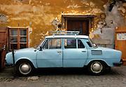 Skoda Car, Prague, Czech Republic