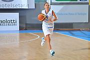 DESCRIZIONE : Cagliari Qualificazioni Campionati Europei Italia Croazia <br /> GIOCATORE : Angela Gianolla <br /> SQUADRA : Nazionale Italia Donne <br /> EVENTO :  Qualificazioni Campionati Europei Nazionale Italiana Femminile <br /> GARA : Italia Croazia<br /> DATA : 02/08/2010 <br /> CATEGORIA : Palleggio<br /> SPORT : Pallacanestro <br /> AUTORE : Agenzia Ciamillo-Castoria/M.Gregolin<br /> Galleria : Fip Nazionali 2010 <br /> Fotonotizia : Cagliari Qualificazioni Campionati Europei Italia Croazia<br /> Predefinita :