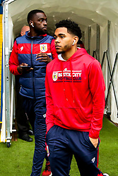 Jay Dasilva of Bristol City arrives at Elland Road for the Sky Bet Championship fixture against Leeds United - Mandatory by-line: Robbie Stephenson/JMP - 24/11/2018 - FOOTBALL - Elland Road - Leeds, England - Leeds United v Bristol City - Sky Bet Championship