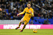 Preston North End forward Tom Barkhuizen (29) during the EFL Sky Bet Championship match between Birmingham City and Preston North End at St Andrews, Birmingham, England on 1 December 2018.