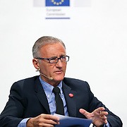20160615 - Brussels , Belgium - 2016 June 15th - European Development Days - Post-Cotonou Debate Andr&eacute; Vallini<br /> Minister of State for Development and Francophonie, attached to the Minister of Foreign Affairs and International Development, France <br /> &copy; European Union