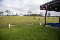 Whitehill Welfare home ground Ferguson Park, Carnethie Street, Rosewell.