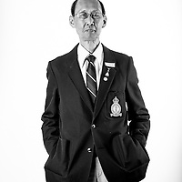David Lyu, RAF, 1955-1957, SAC, Bomber Command, Veterans Portrait Project UK, London, England