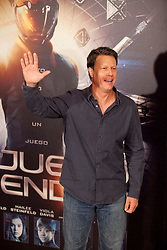 03.10.2013, Villa Magna Hotel, Madrid, ESP, Enders Game Photocall, im Bild Actor and director Gavin Hood poses // during a photocall for the film Ender's Game, Villa Magna Hotel, Madrid, Spain on 2013/10/03. EXPA Pictures © 2013, PhotoCredit: EXPA/ Alterphotos/ Ricky Blanco<br /> <br /> ***** ATTENTION - OUT OF ESP and SUI *****