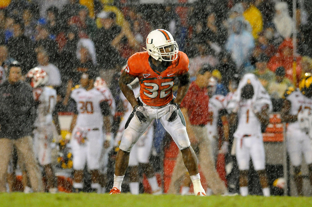 2011 Miami Hurricanes Football @ Maryland<br /> <br /> Lee Chambers