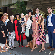 "25.08.2016          <br />  Faculty of Business, Kemmy Business School graduations at the University of Limerick today. <br /> <br /> Attending the conferring were sisters, Phd graduate, Dr. Leonie McMeel Lynch and her sister, Sharon McMeel, BA in Management Practice, Ballysheedy, Limerick who are pictured with their family and friends. Picture: Alan Place.<br /> <br /> <br /> As the University of Limerick commences four days of conferring ceremonies which will see 2568 students graduate, including 50 PhD graduates, UL President, Professor Don Barry highlighted the continued demand for UL graduates by employers; ""Traditionally UL's Graduate Employment figures trend well above the national average. Despite the challenging environment, UL's graduate employment rate for 2015 primary degree-holders is now 14% higher than the HEA's most recently-available national average figure which is 58% for 2014"". The survey of UL's 2015 graduates showed that 92% are either employed or pursuing further study."" Picture: Alan Place"