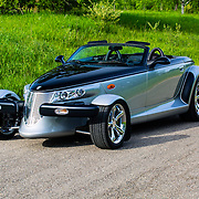 2001 Plymouth Prowler Black Tie Edition on Pavement