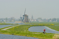 windmills and bikes