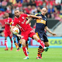 Bristol City v Newcastle United