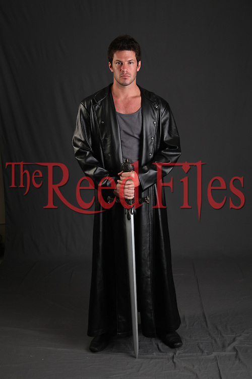 The Reed Files Paranormal Urban Fantasy Man Stock