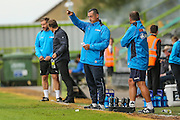 Neil Smith Manager of Bromley during the Vanarama National League match between Forest Green Rovers and Bromley FC at the New Lawn, Forest Green, United Kingdom on 17 September 2016. Photo by Shane Healey.