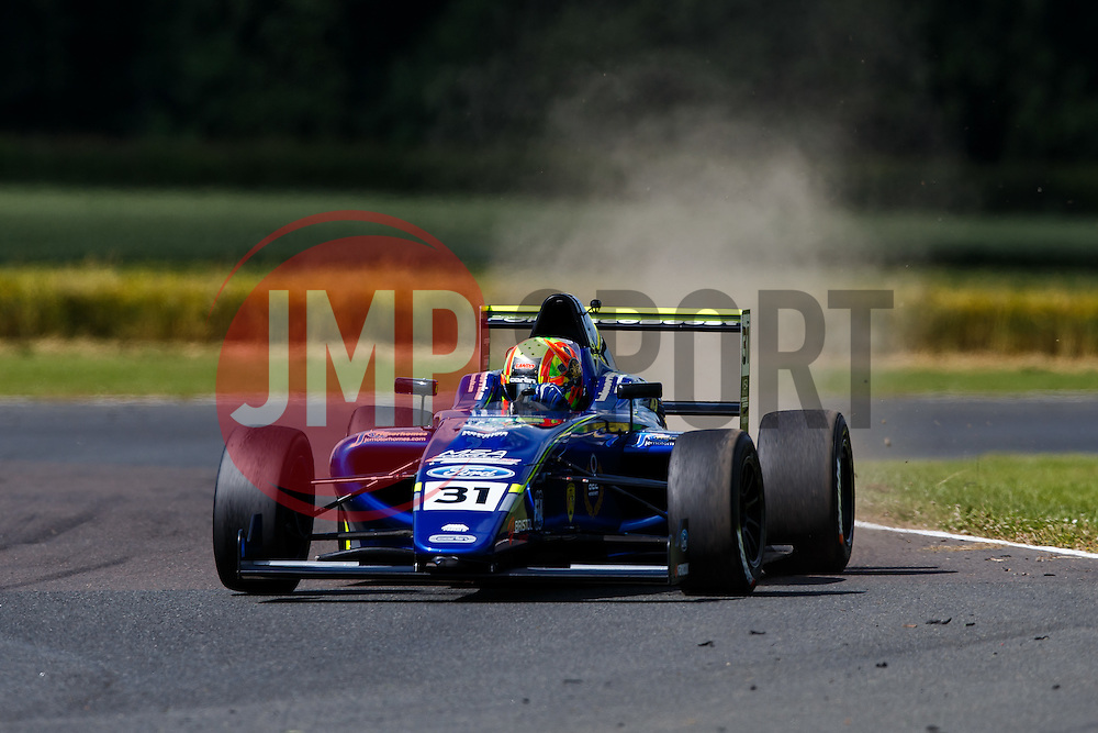 Lando Norris   #31 Carlin   MSA Formula Championship   Qualifying - Mandatory byline: Rogan Thomson/JMP - 07966 386802 - 27/06/2015 - SPORT - MOTORSPORT - North Yorkshire, England - Croft Circuit - BTCC Meeting Day 1.