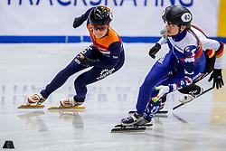 12-01-2018 DUI: ISU European Short Track Championships 2018 day 1, Dresden<br /> Yara van Kerkhof NED #21