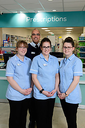 Lincolnshire Co-operative staff portraits.  Newland Pharmacy, Lincoln.<br /> <br /> Picture: Chris Vaughan Photography<br /> Date: February 8, 2018