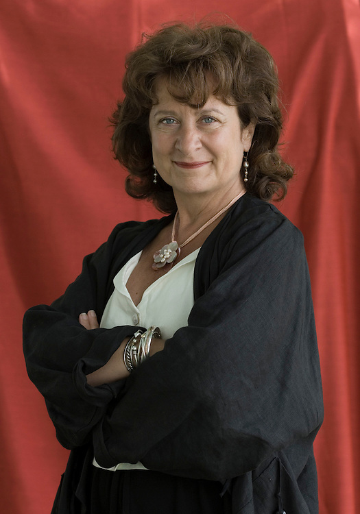 EDINBURGH, SCOTLAND - AUGUST 28. Baroness Helena Kennedy poses during a portrait session held at Edinburgh Book Festival on August 28, 2006  in Edinburgh, Scotland. (Photo by Marco Secchi/Getty Images).