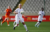 Fifa Womans World Cup Canada 2015 - Preview //<br /> Cyprus Cup 2015 Tournament ( Gsp Stadium Nicosia - Cyprus ) - <br /> Netherlands vs England 1-1   // Katie Chapman of England