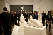 Wild Thing: Epstein, Gaudier-Brzeska, Gill. Royal Academy. Piccadilly. London. 20 October 2009.
