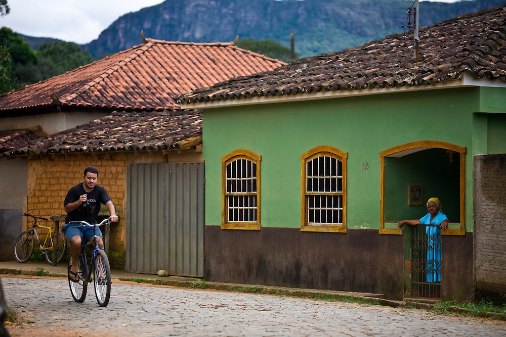 Tiradentes_MG, Brasil...Casarao historico em Vitoriano Veloso (Bichinho), Minas Gerais...A colonial house in Vitoriano Veloso (Bichinho), Minas Gerais. ..Foto: JOAO MARCOS ROSA / NITRO