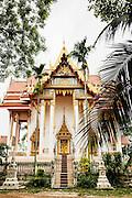 Temple fair outside of Kumphawapi village, Udon Thani