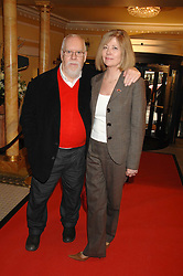 SIR PETER & LADY BLAKE at the South Bank Show Awards held at The Dorchester, Park Lane, London on 29th January 2008.<br />