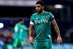 Troy Deeney of Watford - Mandatory by-line: Robbie Stephenson/JMP - 15/02/2019 - FOOTBALL - Loftus Road - London, England - Queens Park Rangers v Watford - Emirates FA Cup fifth round proper