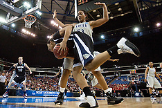 20100327 - Xavier vs Gonzaga (NCAA Women's Basketball)