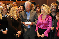 """03.11.2011, Kapitol, Rom, ITA, Lupa Capitolina an Richard Gere. Der US Schauspieler Richard Gere erhält in Anerkennung der Aktivitäten für Tibet den 'Lupa Capitolina' Preis. hier im Bild Richard Gere // U.S. Actor Richard GERE in Campidoglio to receive """"Lupa Capitolina"""" award for his trouble for Tibet, Rome, Italy on 03/11/2011. EXPA Pictures © 2011, PhotoCredit: EXPA/ InsideFoto/ Andrea Staccioli +++++ ATTENTION - FOR AUSTRIA/(AUT), SLOVENIA/(SLO), SERBIA/(SRB), CROATIA/(CRO), SWISS/(SUI) and SWEDEN/(SWE) CLIENT ONLY +++++"""