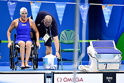 Anita Fatis, 200m Nage Libre - S5, Finale at Rio 2016 Paralympic Games, Brazil