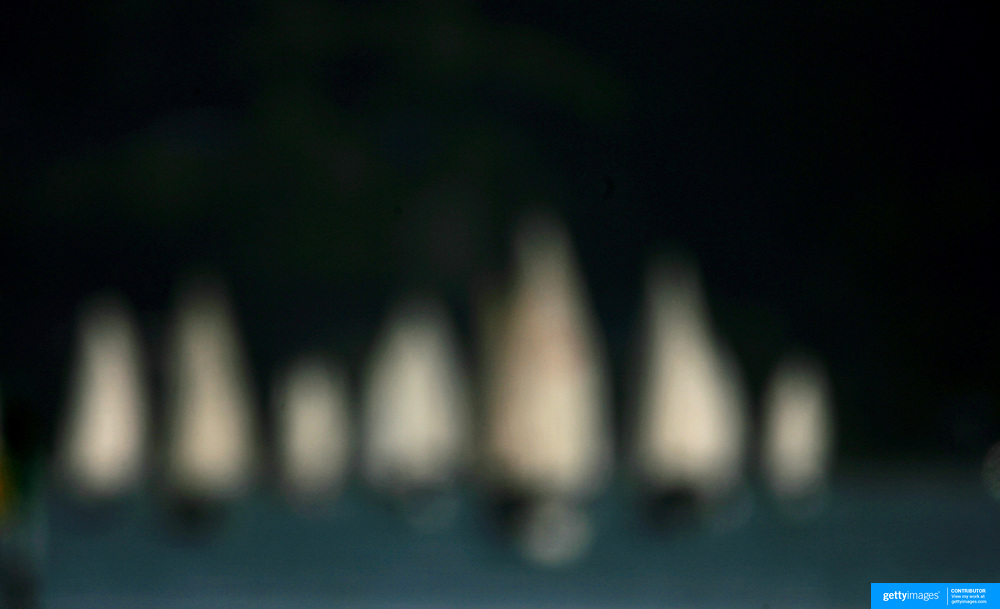 Abstract Impressions of Sport.Sailing
