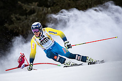 19.12.2016, Grand Risa, La Villa, ITA, FIS Ski Weltcup, Alta Badia, Riesenslalom, Herren, 1. Lauf, im Bild Andre Myhrer (SWE) // Andre Myhrer of Sweden in action during 1st run of men's Giant Slalom of FIS ski alpine world cup at the Grand Risa race Course in La Villa, Italy on 2016/12/19. EXPA Pictures © 2016, PhotoCredit: EXPA/ Johann Groder