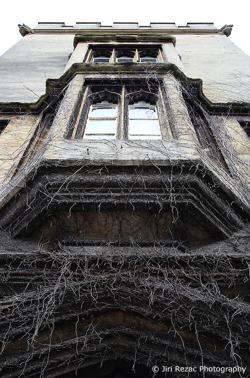 UK ENGLAND OXFORD 30MAR14 - Old building  on Magdalen Street in Oxford, England.<br /> <br /> jre/Photo by Jiri Rezac<br /> <br /> &copy; Jiri Rezac 2014