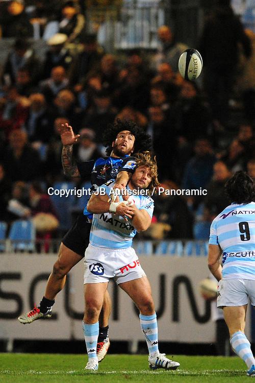 Dimitri Szarzewski (RM92) vs Rene Ranger (Montpellier)