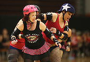 Roller Derby - Bay City Rollers v River City