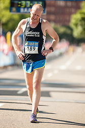 Boston Athletic Association 10K road race: Paul Olson