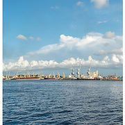 Havana Shipping Triptych