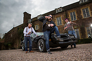 Jesse Quest Shoot Bridgewater, Somerset.