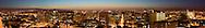 Downtown San Jose at twilight