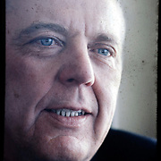 Eric Kierans, economist, politician, February 1968