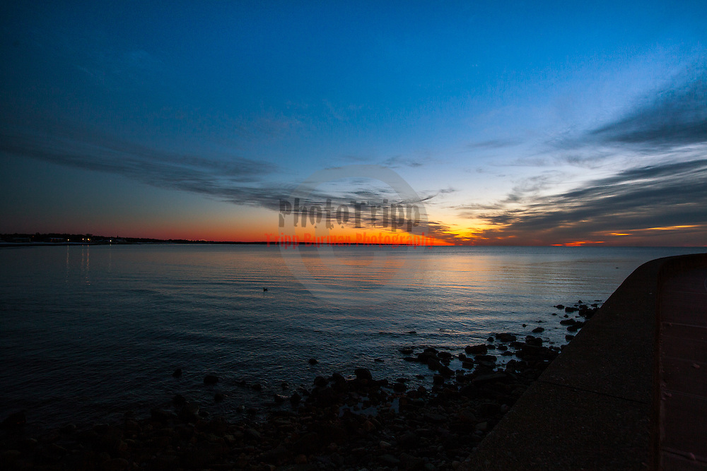 Another beautiful Winter Sunrise  at Narragansett Town Beach, Narragansett, RI,  January 3,2013. Photo: Tripp Burman