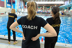 Coaches/Entra&icirc;neures: Brittany Laroche, Sara Ogilvie, Kristina Anagnosti<br />