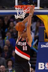 20120215 - Portland Trail Blazers at Golden State Warriors (NBA Basketball)