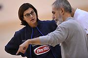 Cinzia Zanotti<br /> Nazionale Femminile Senior <br /> Allenamento FIBA Women's EuroBasket 2019 Qualifiers<br /> FIP 2017<br /> Roma 06/11/2017<br /> Foto M.Ceretti / Ciamillo-Castoria