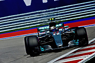 Valtteri Bottas of Mercedes AMG Petronas en route to winning the Russian Formula One Grand Prix at Sochi Autodrom, Sochi, Russia.<br /> Picture by EXPA Pictures/Focus Images Ltd 07814482222<br /> 30/04/2017<br /> *** UK &amp; IRELAND ONLY ***<br /> <br /> EXPA-EIB-170430-0335.jpg