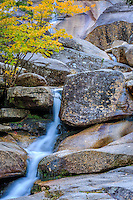 Diana's Baths on Lucy Brook, Bartlett, New Hampshire