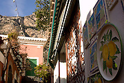 Positano/Campania/Italy - Amalfi Coast.